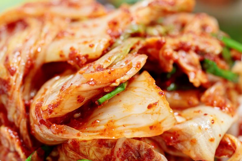 Kimichi (fermented vegetables), Korean Traditional Dish